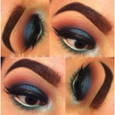 Colorful Smokey Eye