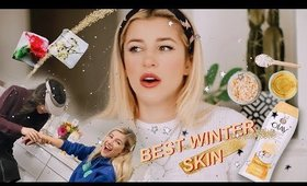 How To Get Summer Skin In The Winter *Warning My Dermatologist Drags Me*