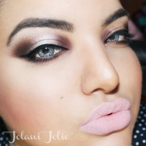 For details about what products I used go to www.jolanijolie.com :)