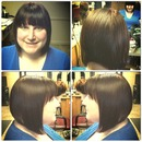 Graduated Bob & Color