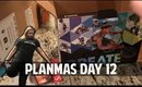 LOTS OF FITNESS + UNBOXING GOODIES | Vlogmas Day 12