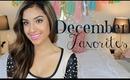 December Favorites 2012