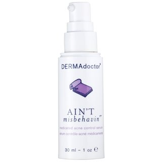 DermaDoctor Ain't Misbehavin' medicated acne control serum