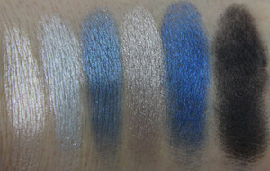 Wet n Wild Coloricon Baked Eyeshadow Baked, Not Fried Swatch Dry