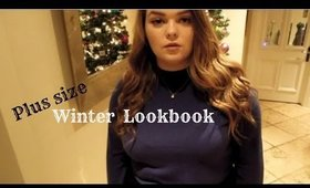 Plus Size Winter Lookbook | NiamhTbh