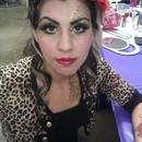 Leopard Make Up