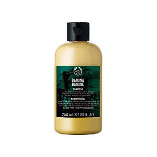The Body Shop Banana Shampoo