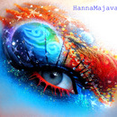 Universe Around My Eye :D