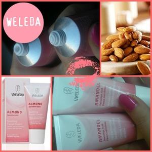http://makeupfrwomen.blogspot.com/2012/02/weleda-almond-soothing-cream-xoxo.html