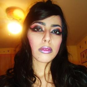 Dramatic/Halloween Make up
