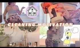 Twerk & ALL DAY CLEAN WITH ME // ULTIMATE cleaning motivation + music