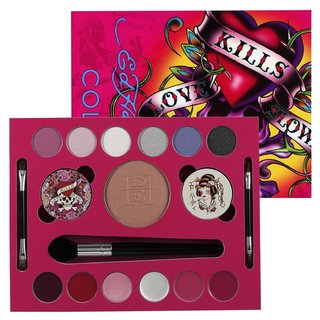 Ed Hardy Love Kills Slowly Gift Set