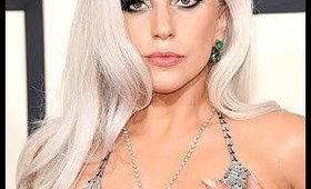 Lady Gaga 2015 Grammys Makeup Tutorial