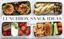 Lunchbox/After School & Work Snacks (Vegan/Plant-based)   JessBeautician