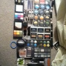 all my make-up