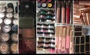MY MAKEUP ROOM AND COLLECTION!