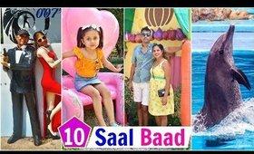 10th YEAR Celebrations ... | #Bangkok #Travel #Vlog #DIML #ShrutiArjunAnand