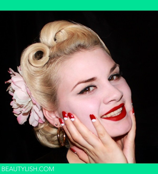 How To Do 1940 S Makeup And Hair