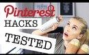 Weird Pinterest Fashion Hacks Tested