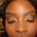 Bronze Prom Makeup