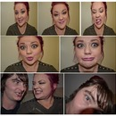 Being Silly - Eyeshadow - Browns, Greys, Golds - Magenta Hair