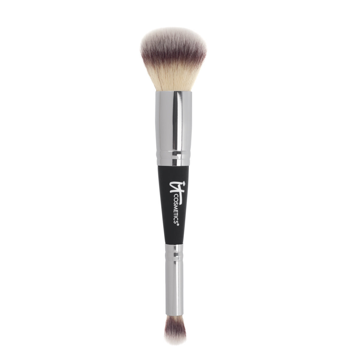 IT Cosmetics  Heavenly Luxe Complexion Perfection Brush #7 product smear.