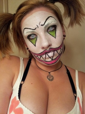 Join my circus? all done by me