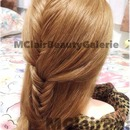 Princess Combination Braid