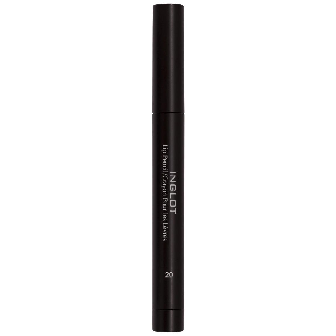 Inglot Cosmetics AMC Lip Pencil 20 Matte