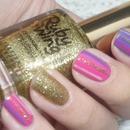 Strips nail art :)