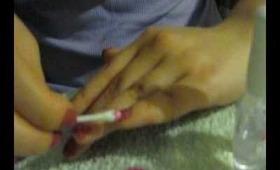 Cute Pearl Nails Tutorial