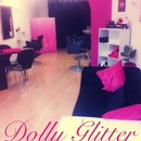 Dolly glitter has a home 💕