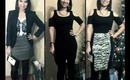 Three Outfits in One Video