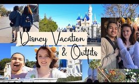 Disneyland Vacation & Outfits | 2020