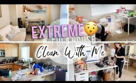 Ultimate Full House Clean With Me