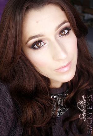 Brown Smoky http://brunettesheart.blogspot.com/
