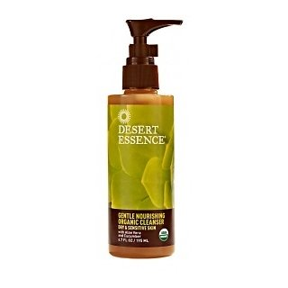 Desert Essence Gentle Nourishing Organic Cleanser