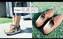 My Vegan Sneakers from Veja and Oxfords from Will's Vegan Shoes| Thefabzilla