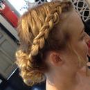 a client's hair I did :)