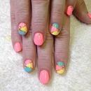 Easter/spring nails