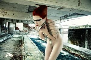 model: Kinga Waszak mua: Maya styl: Nika Danielska Design fot. Edmund Magdebursky    https://www.facebook.com/magdebursky.photography