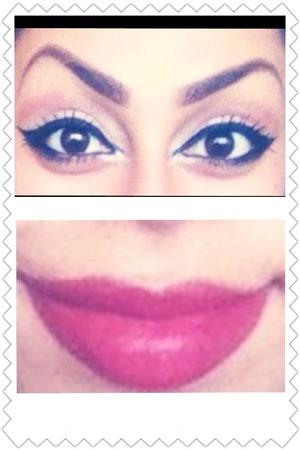 ^,^ eye shadows forever 21 palate  Lipstick Nars -Amsterdam