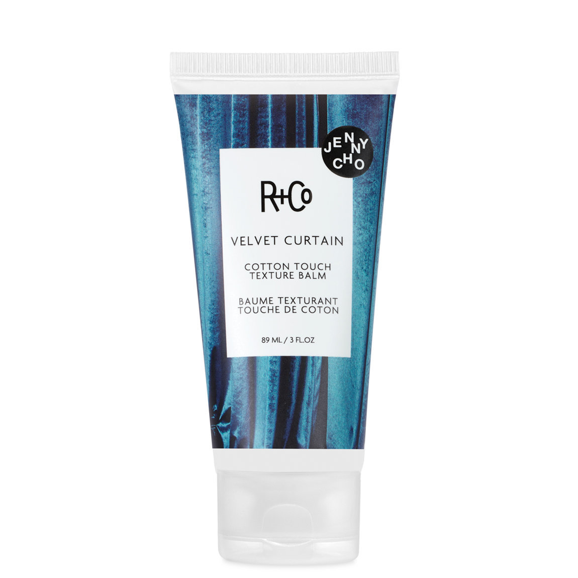 R+Co Velvet Curtain Cotton Touch Texture Balm alternative view 1 - product swatch.