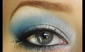 Winter Wonderland Inspired Makeup