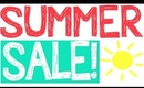 SUMMER SALE INSTANT BEAUTY HAIR EXTENSIONS + THANK YOU TO OUR YT CLIENTS | Instant Beauty ♡