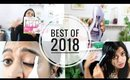 Best Of 2018 _ HUGE HAUL + Mini Reviews || SuperWowStyle