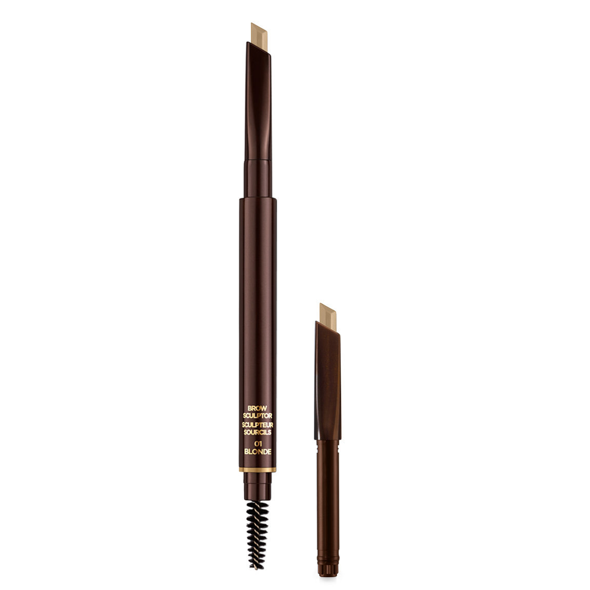 TOM FORD Refillable Brow Sculptor Blonde 01 alternative view 1.