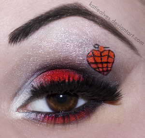As some of you may know, I'm obsessed with Green Day! I'm going to be doing a makeup look inspired by each of the albums. I'll be uploading them in a random order, just which ever album I feel like doing at the time. I'm sadly just stuck on Insomniac. The imagery is too complicated for makeup and there are so many colours. Any suggestions?