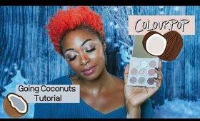 TUTORIAL: ColourPop Going Coconuts Palette