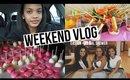 Weekend Vlog | Paris Theme Bridal Shower + Easter Sunday
